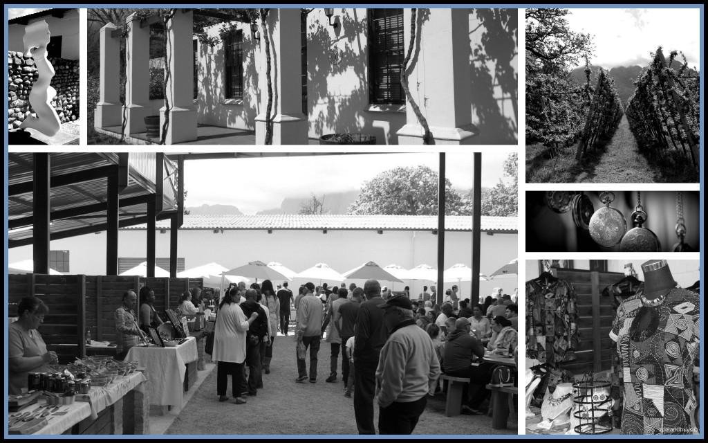 Zondag Lourensford harvest market